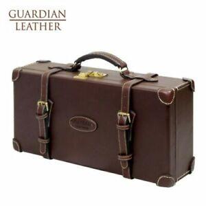 Guardian Leather Cartridge Magazine Case Bag Shooting Game Shotgun Box