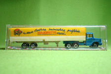 Modellauto - Majorette 367 Semi Bache - LKW Truck Lastwagen - OVP