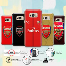ARSENAL FC GUNNERS GOONERS LONDON LOGO FOOTBALL DESIGN Samsung phone case cover