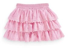 ВNWT NEXT Girl Party Dress • Pink Broderie Ra-Ra Skirt •100% cotton • 4 Years