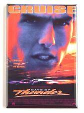 Days of Thunder FRIDGE MAGNET (2 x 3 inches) movie poster tom cruise