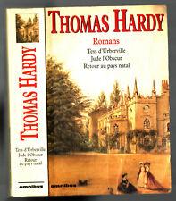 THOMAS HARDY ¤ ROMANS ¤ TESS URBERVILLE/JUDE OBSCUR/RETOUR PAYS ¤ 1997 OMNIBUS