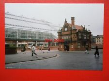 PHOTO  GLASGOW ST ENOCH SQUARE RAILWAY STATION 1991 EXTERIOR VIEW