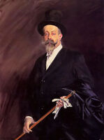 Oil giovanni boldini portrait of willy, the writer henri gauthier villarscirca