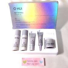 O HUI Age recovery  miniature 1 set( 5 kinds)With Tracking No:nasarang_korea