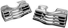 Harley FLHTC 1999-2005,2007-2013Spark Plug Head Bolt Covers Chrome by Kuryakyn