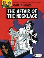 Blake & Mortimer 7 : The Affair of the Necklace, Paperback by Jacobs, Edgar, ...