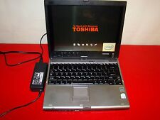 Toshiba Portege M400 S5032 Laptop/Tablet Computer 1.83GHZ 2GB RAM) Boot to BIOS