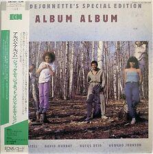 JACK DE JOHNETTE'S SPECIAL EDITION / ALBUM ALBUM / ECM / POLYDOR JAPAN OBI