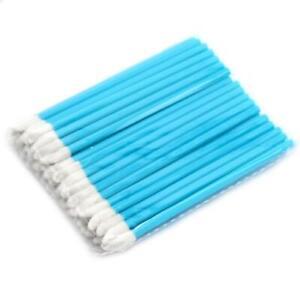 Women Disposable Lip Brush Gloss Lipstick Wands Applicator Makeup Brushes Tool