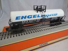 """Lionel Std """"O"""" #6-17914 Engelhard 1 Dome Tank Car"""