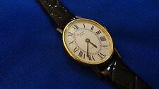 >> Chopard 750 Gold Geneve 5125 Quarz Armbanduhr Uhr Golduhr >>