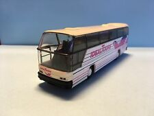 Rietze Germany Neoplan Cityliner Bus Ideal Tours 1/87 Scale Used Condition