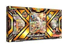 Pokémon TCG Mega Camerupt EX Box SEALED SUN AND MOON EVOLUTIONS INSTOCK