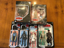 Star Wars Black Series ESB 40th Figure Lot Luke Trooper Lando Droid Hoth