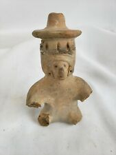 Rare authentic pre-colombian pottery, part of collection, #8, 4 1/2""