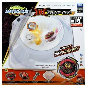 Takara Tomy Beyblade Burst DB Set B-182 Dynamite Battle Set