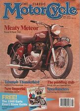 Royal Enfield Meteor  Triumph  New Imperial  Rudge  Chronometric Overhaul 4/1992