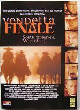Dvd Vendetta finale con Bridget e Peter Fonda 2000 Usato fuori cat.