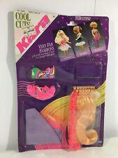 Cool Cuts Kara Very Fab Fashion Doll Accessories Kit Kenner New Vintage 80's