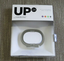 Jawbone UP24 MEDIUM Wristband Black Fitness Diet Bracelet Sleep activity tracker