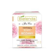 Bielenda ROSE CARE Moisturising Day Night Cream Sensitive Skin 50ml