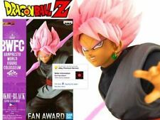 ☀ Dragon Ball DBZ Rose Goku Black BWFC Banpresto World Figure Colosseum Figurine