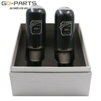 PSVANE COSSOR 845 Vacuum Tubes Vintage Hifi Audio DIY Tube AMP Black Bulb 1 Pair