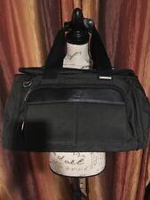 Timberland WeatherGear Gym/duffle/Luggage/ Sports/ Travel Bag In Black