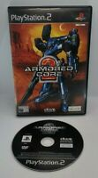 Armored Core 2 Video Game for Sony PlayStation 2 PS2 PAL TESTED
