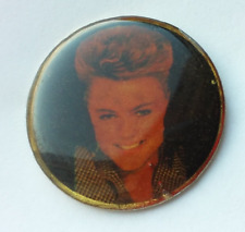 Belinda Carlisle lapel jacket pin pre-owned The Go Go's