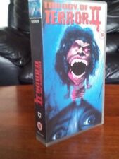 Horror Cult VHS Films 15 Certificate