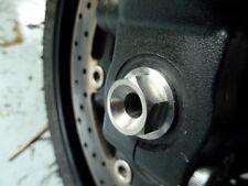 HONDA FRONT AXLE SPINDLE BOLT TITANIUM M14 1.5 CBR1100 CBR400 CBR600F NC35 R2C1