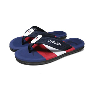Summer Men'S Beach Flats Shoes Soft Light Flip Flops Outdoor Anti-Slip Slippers