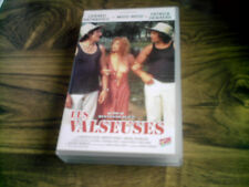 cassette vidéo vhs les valseuses depardieu miou miou dewaere fossey