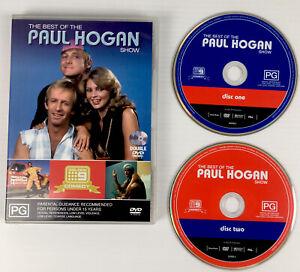The Best of the Paul Hogan Show DVD (2 Disc Set) John Cornell Delvene Delaney