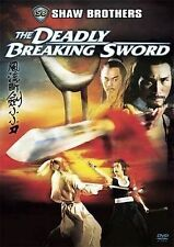 The Deadly Breaking Sword (DVD, 2007)