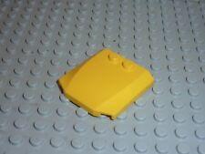 Capot LEGO yellow Wedge Ref 45677 / Set 7633 7900 4852 7734 10128 7632 7243 7936