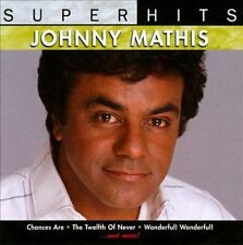 Johnny Mathis : Super Hits CD