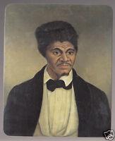 DRED SCOTT v. Sandford Decision Slavery History Portrait Art MODERN TRADING CARD