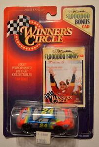 Winners Circle JEFF GORDON 1997 1,000,000 Bonus Car 1:64 + CARD NASCAR MOC