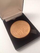Commemorative token Toronto Mendelssohn Choir 75 years.