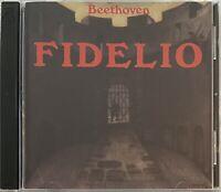 Beethoven: Fidelio (MET 2/13/1960) Nilsson, Vickers, Uhde, Tozzi, Bohm (2CD)