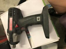 Craftsman C3 ID2030 1/2-in 19.2V Lithium Ion Cordless Impact Wrench 315