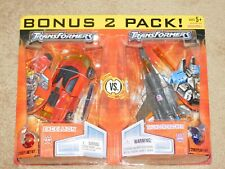TRANSFORMERS UNIVERSE EXCELLION AND THUNDERCRACKER 2 PACK (New In Package)