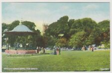 Somerset postcard - Weston Super Mare, The Grove (A1057)