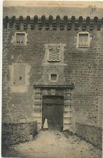 SUZE-LA-ROUSSE 299bis entrée du château
