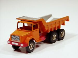 Magirus Deutz Dump Truck - 1/60 - NZG #117 - N.Mint - No Box
