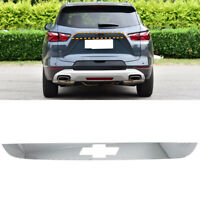 Car Accessories Rear Trunk Lid Cover Trim For Chevrolet Chevy Blazer 2019 2020