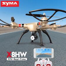 WIFI Camera FPV RC SYMA X8HW Drone Headless Mode 6-Axis Gyro 2.4Ghz Quadcopter